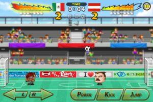 Mexico VS Austria 3