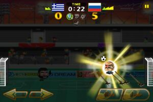 Russia VS Greece 3