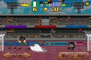 Nigeria VS Greece 6