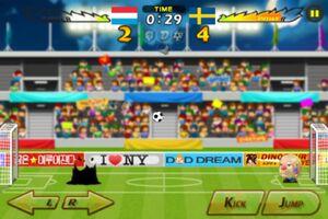 Sweden VS Luxembourg 4