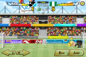 Nigeria VS Super Saiyan 4