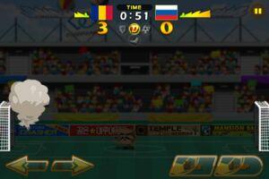 Romania VS Russia