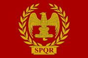 Ancient Rome's Flag