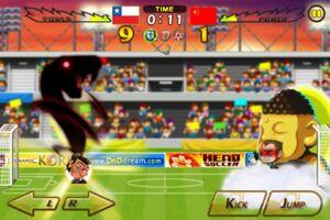 Chile VS China 5