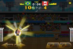 Brazil VS Canada 6