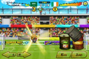 Ireland VS Saudi Arabia 4