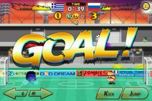 Russia VS Greece 1