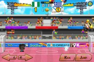 Nigeria VS Greece 2