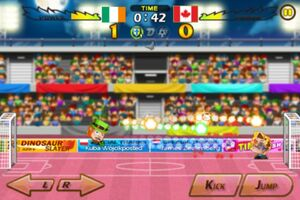 Ireland VS Canada 7