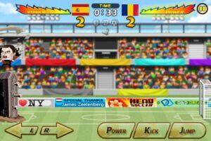 Spain VS Romania 0