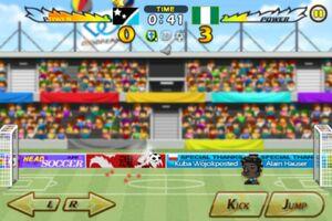 Nigeria VS Super Saiyan 1