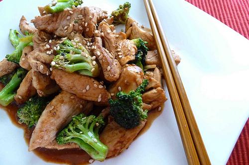 File:Chicken and Broccoli Stir Fry.jpg