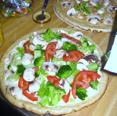 File:Homade Veggie Pizza.jpg