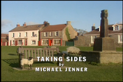 Taking Sides title card