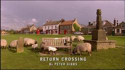 Return Crossing title card