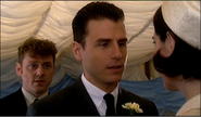 Mike marries Jackie Lambert in Shotgun Wedding, with Phil in attendance