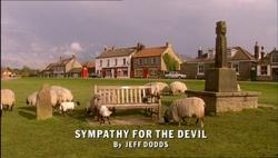 Sympathy for the Devil title card