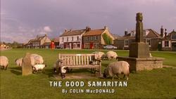 The Good Samaritan title card