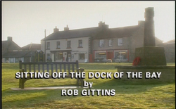 Sitting Off the Dock of the Bay title card