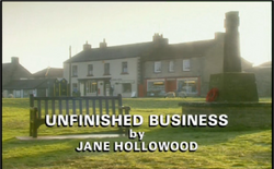 Unfinished Business title card