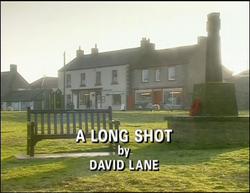 A Long Shot title card