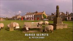 Buried Secrets title card