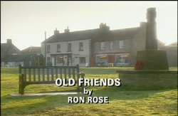 Old Friends title card
