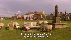 The Long Weekend title card
