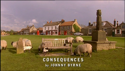 Consequences title card
