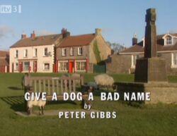 Give a Dog a Bad Name