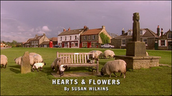 Hearts and Flowers title card