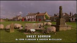 Sweet Sorrow title card