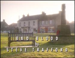 Bad Blood title card