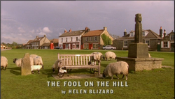 The Fool on the Hill title card
