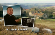 William Simons as PC Alf Ventress in the 1998 Opening Titles