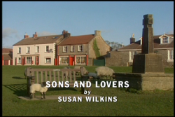 Sons and Lovers title card