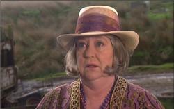Judy Cornwell as Isabelle Sheba Christie