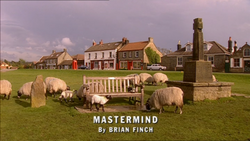 Mastermind title card
