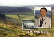 David Michaels as Dr Neil Bolton in the 1997 Opening Titles
