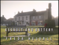 Assault and Battery title card