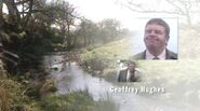 Geoffrey Hughes as Vernon Scripps in the 2001 Opening Titles