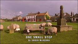 One Small Step title card