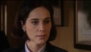 Fiona Dolman as Jackie Bradley in Truth Games