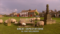 Great Expectations title card