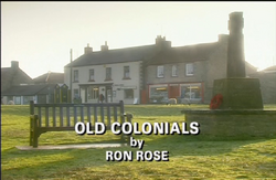 Old Colonials title card