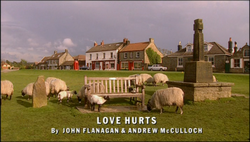 Love Hurts title card