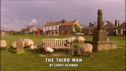 The Third Man title card