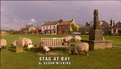 Stag at Bay title card