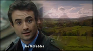 Joe McFadden as PC Joe Mason in the 2007 Opening Titles