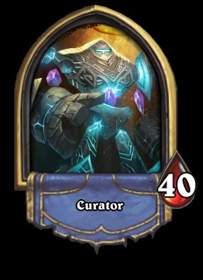 Curator - Heroic